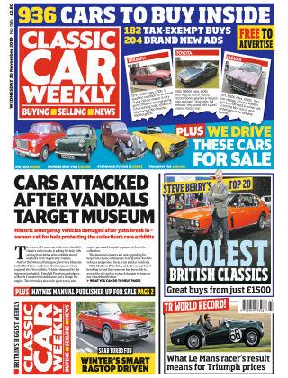Classic Car Weekly Nov 20 2019