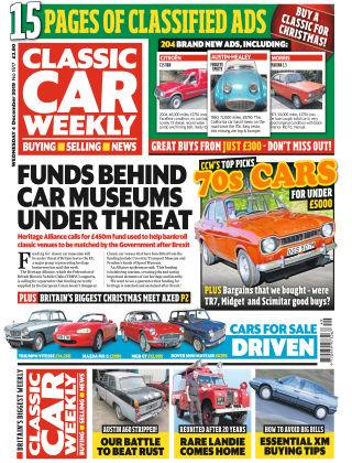 Classic Car Weekly Dec 4 2019