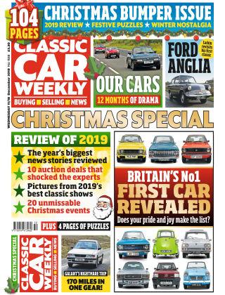 Classic Car Weekly Dec 11 2019