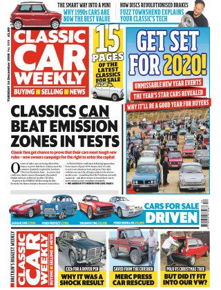 Classic Car Weekly Dec 24 2019