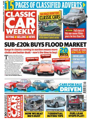 Classic Car Weekly Jan 8 2020
