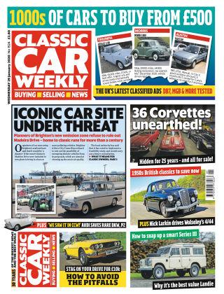 Classic Car Weekly Jan 29 2020