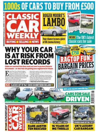 Classic Car Weekly Feb 5 2020