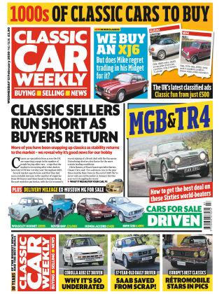 Classic Car Weekly Feb 12 2020