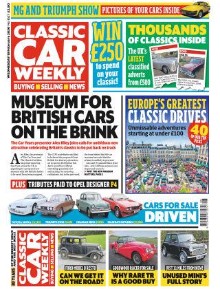 Classic Car Weekly Feb 19 2020