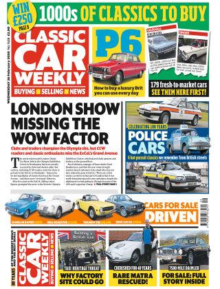 Classic Car Weekly Feb 26 2020