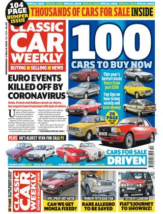 Classic Car Weekly Mar 4 2020