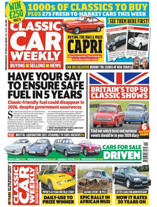 Classic Car Weekly Mar 11 2020