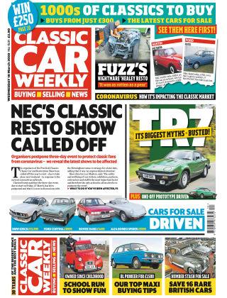 Classic Car Weekly Mar 18 2020