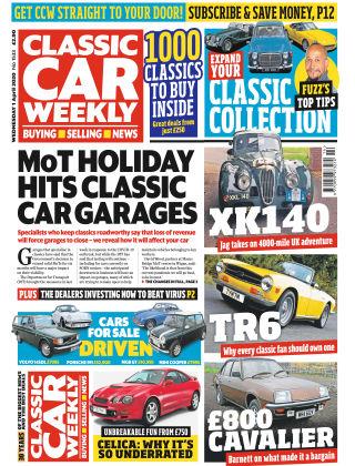 Classic Car Weekly Apr 1 2020