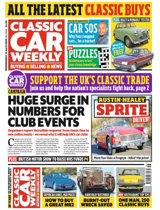 Classic Car Weekly Apr 15 2020