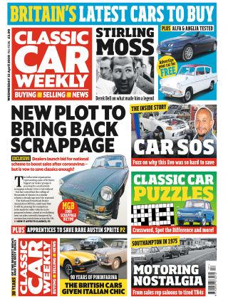 Classic Car Weekly Apr 22 2020