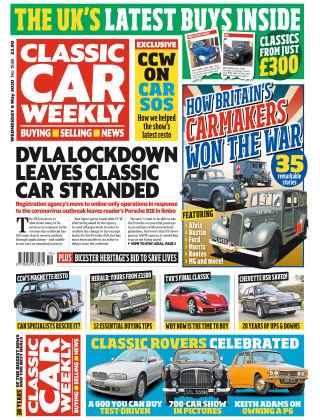 Classic Car Weekly May 6 2020