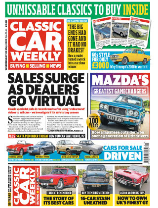 Classic Car Weekly May 20 2020