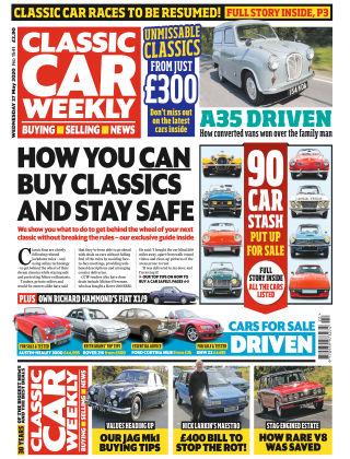 Classic Car Weekly May 27 2020