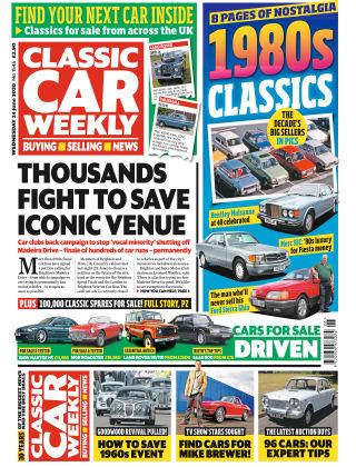 Classic Car Weekly 24 June 2020