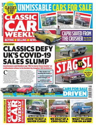 Classic Car Weekly 17th February 2021