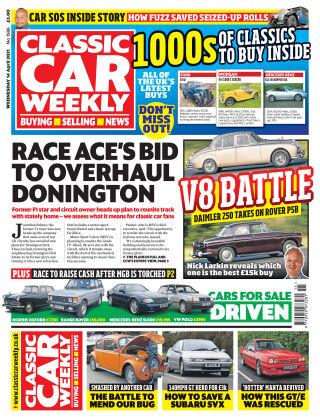 Classic Car Weekly 14-April-21