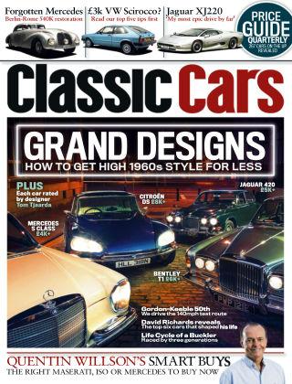 Classic Cars July 2014