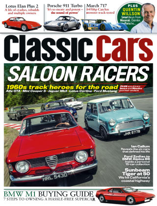 Classic Cars October 2014