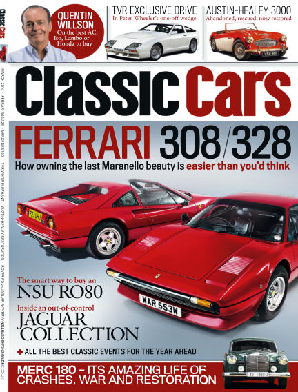 Classic Cars January 29, 2014 00:00