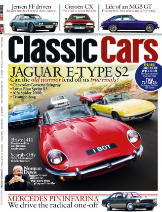 Classic Cars April 2014