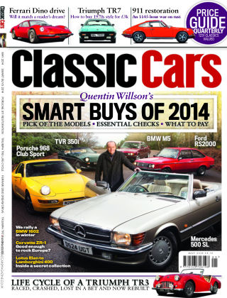 Classic Cars May 2014