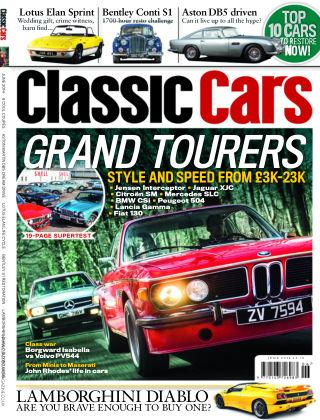 Classic Cars June 2014