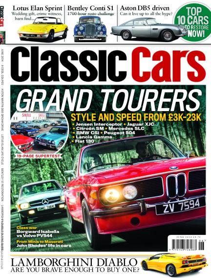 Classic Cars April 30, 2014 00:00