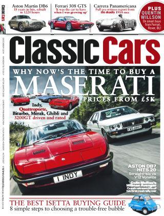 Classic Cars December 2014