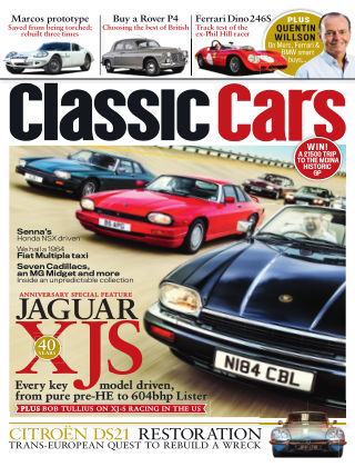 Classic Cars January 2015