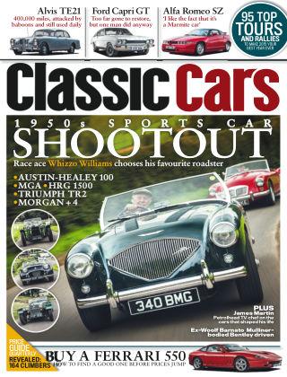 Classic Cars February 2015