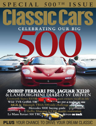 Classic Cars March 2015