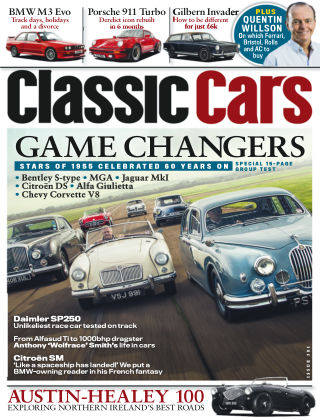 Classic Cars April 2015