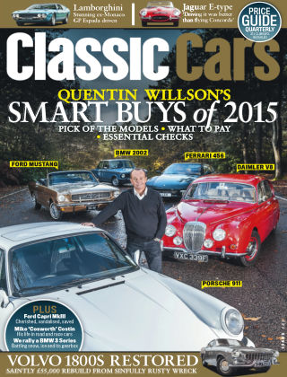 Classic Cars May 2015