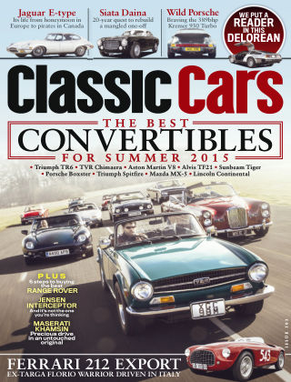 Classic Cars June 2015