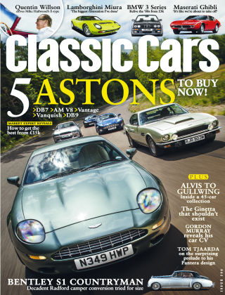 Classic Cars September 2015