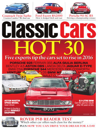 Classic Cars October 2015