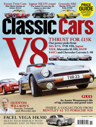 Classic Cars November 2015