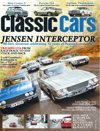 Classic Cars January 2016