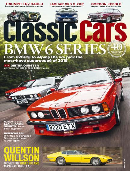 Classic Cars January 27, 2016 00:00