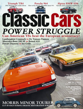 Classic Cars April 2016
