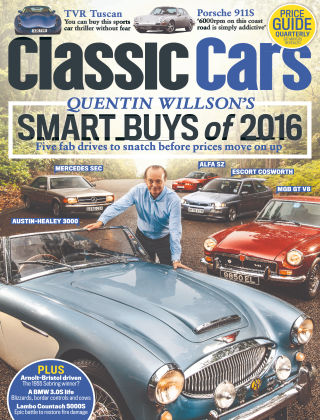 Classic Cars May 2016