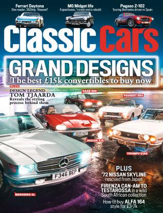 Classic Cars June 2016