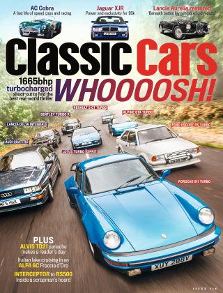 Classic Cars July 2016