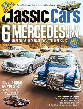 Classic Cars August 2016