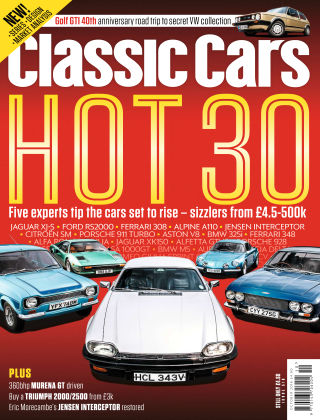 Classic Cars October 2016