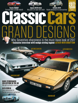 Classic Cars March 2017