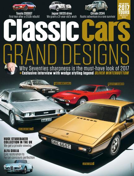 Classic Cars January 25, 2017 00:00