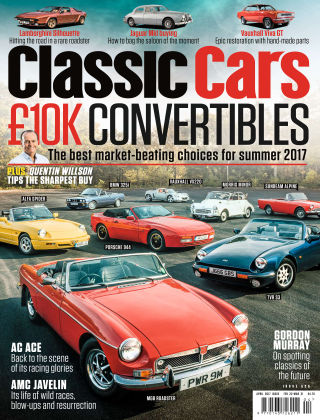 Classic Cars April 2017